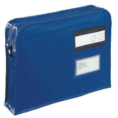 Go Secure Gusset Mailing Pouch 475x330x76mm Blue VFT3