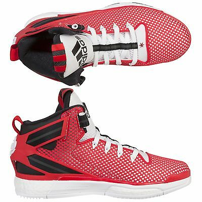 Adidas UK 7 D Rose 6 Boost Basketball Shoe Home B18
