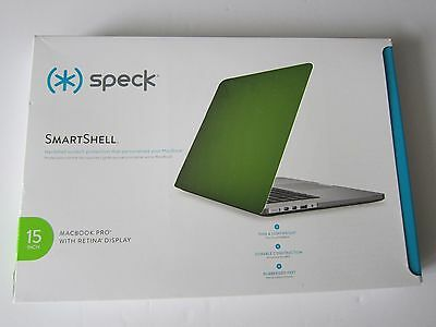 """Speck Products SmartShell Case for 15"""" MacBook Pro With Retina Display New"""