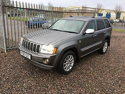 2007 JEEP GRAND CHEROKEE 3.0 CRD Overland 5dr Auto
