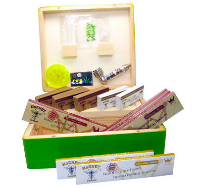 Smokers Delight Smoking Essential Rolling Accessories Set Christmas Gift Idea UK