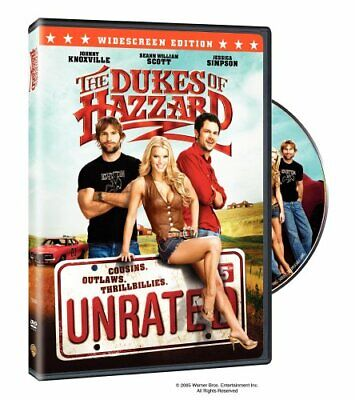 The Dukes of Hazzard (Unrated Widescreen DVD
