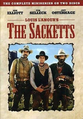 Louis LAmours The Sacketts DVD