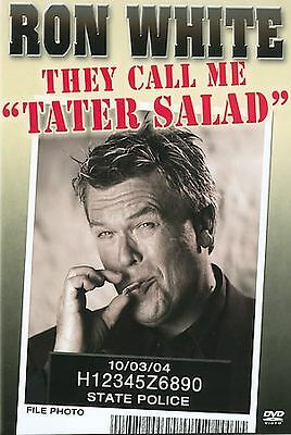 Ron White - They Call Me Tater Salad DVD