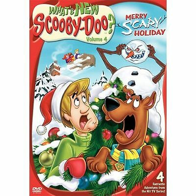 Whats New Scooby-Doo, Vol. 4 - Merry Sca DVD