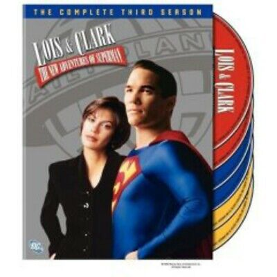 Lois & Clark: The New Adventures of Supe DVD