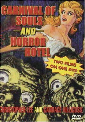 Carnival of Souls and Horror Hotel DVD