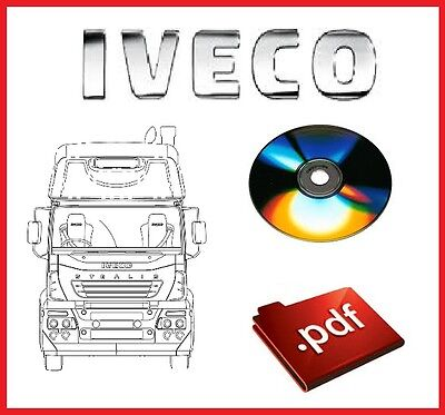 IVECO EUROCARGO TECTOR 12 TO 26 ton REPAIR WORKSHOP SERVICE MANUAL TRUCK LORRY