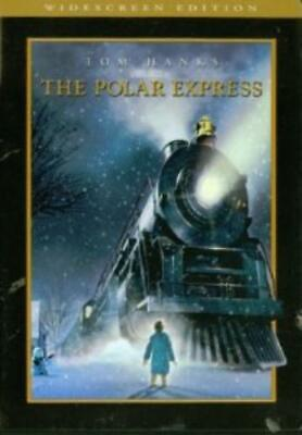 The Polar Express(wide-screen Edition) DVD