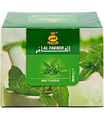 250 Gr MINT FLAVOR Al Fakher Molasses Smoke Hookah Nargile