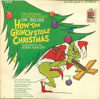 How The Grinch Stole Christmas / O.S.T. (2015, Vinyl NEU)