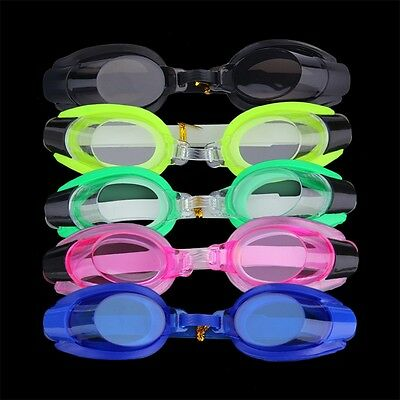 New Anti Fog UV Swimming Goggle Adjustable Glasses With Nose Clip+Ear Plug SI