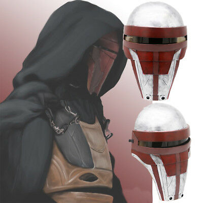 XCOSER Darth Revan Mask Helmet Star Wars Cosplay Props Costume For Halloween