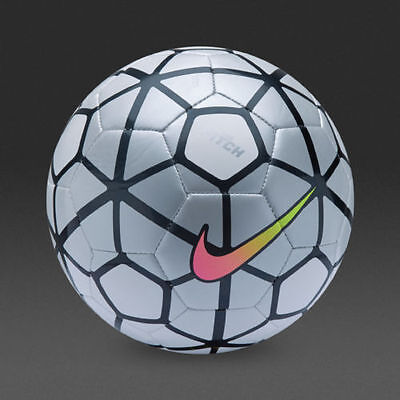 Nike Pitch Football/ Soccer Ball | WHITE/ SILVER - SIZE 5