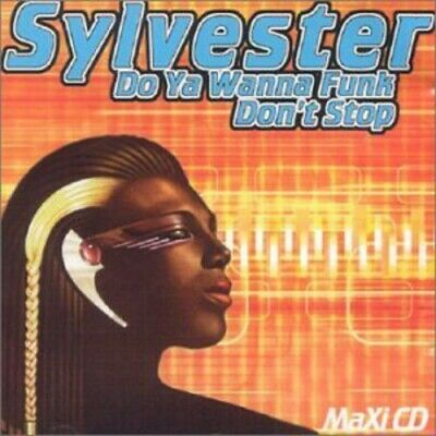 Do You Wanna Funk/Dont Stop - Sylvester (2006, CD NEU)