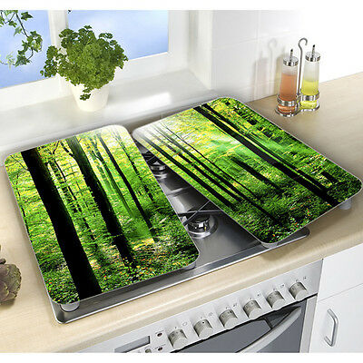 2 Couvre-Plaques Universel - Foret