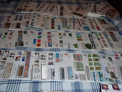 FDC Massive Mix British Envelopes Stunning Stamps