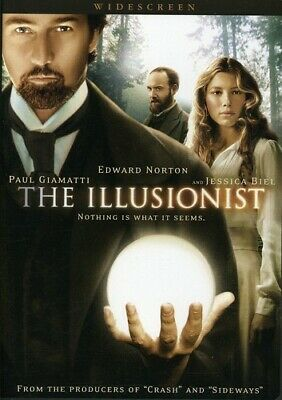 The Illusionist (Widescreen Edition) DVD