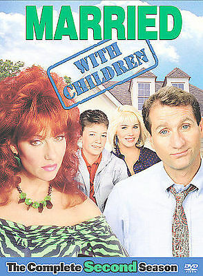 Married... with Children: The Complete S DVD