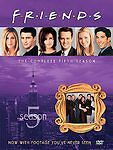 Friends: The Complete Fifth Season DVD