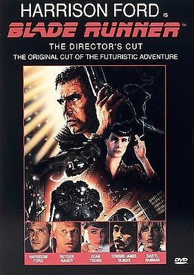 Blade Runner (The Directors Cut) DVD