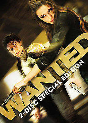 Wanted (Two-Disc Special Edition) DVD