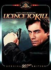 Licence To Kill (Special Edition) DVD