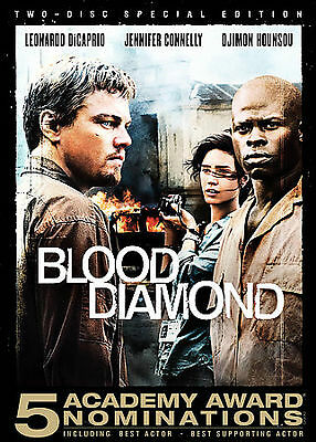 Blood Diamond (Two-Disc Special Edition) DVD