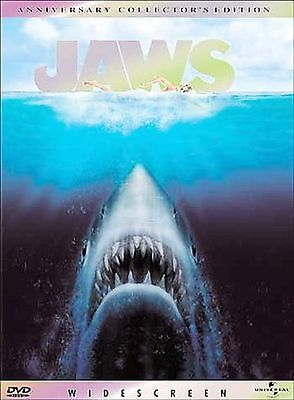 Jaws (Widescreen Anniversary Collectors DVD