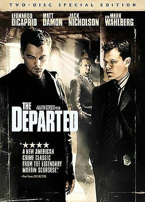 The Departed (Two-Disc Special Edition) DVD