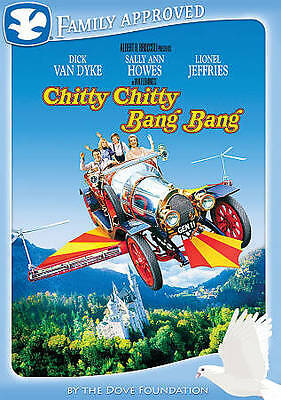 Chitty Chitty Bang Bang (Full Screen Edi DVD