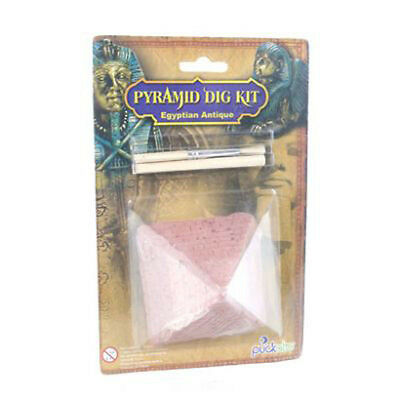 Fun Excavation Dig It Out Kit - Egyptian Pyramid - Toy - Kids