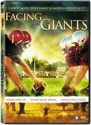 Facing the Giants DVD