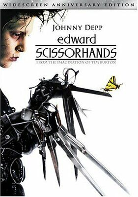 Edward Scissorhands (Widescreen Annivers DVD