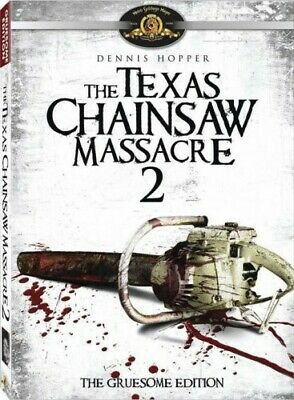 The Texas Chainsaw Massacre 2 (The Grues DVD