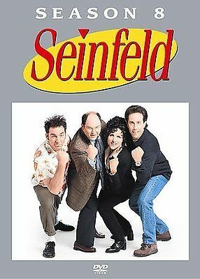 Seinfeld: Season Eight DVD