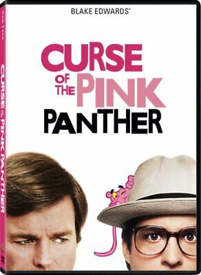 Curse of the Pink Panther DVD