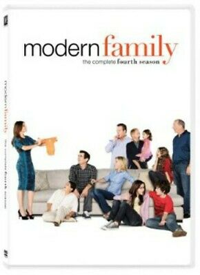 Modern Family: The Complete Fourth Seaso DVD