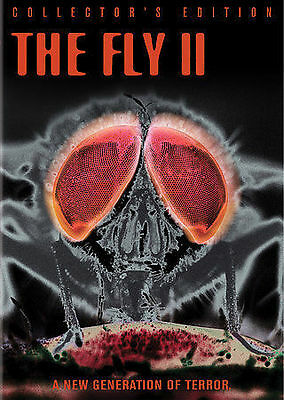The Fly II (Collectors Edition) DVD