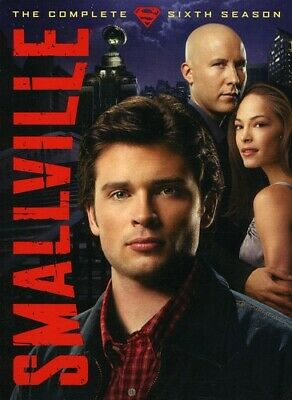 Smallville: The Complete Sixth Season DVD
