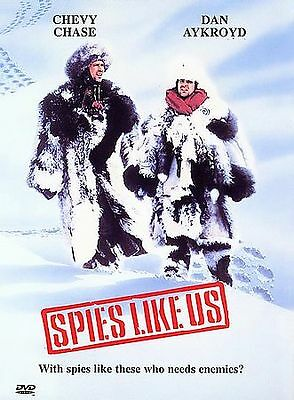 Spies Like Us (Snap Case) DVD