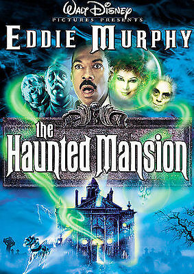The Haunted Mansion (Widescreen Edition) DVD