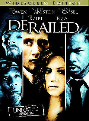 Derailed (Unrated Widescreen) DVD