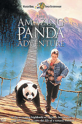 The Amazing Panda Adventure (Full Screen DVD