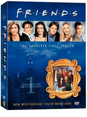 Friends: The Complete First Season DVD