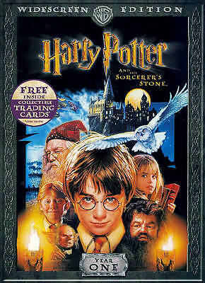 Harry Potter & The Sorcerers Stone DVD