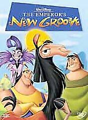 The Emperors New Groove DVD