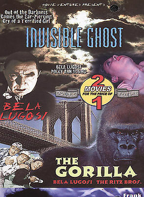 Old Dark House Double Feature III: The Ghost in the