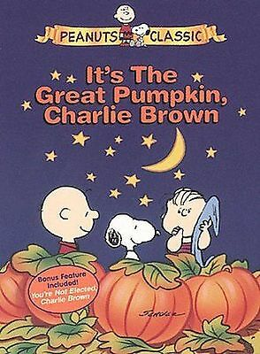 Its the Great Pumpkin, Charlie Brown DVD
