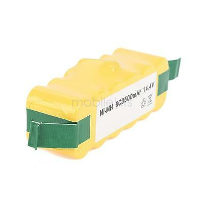 14.4V 3.5Ah Vacuum NI-MH Battery For iRobot Roomba 500 510 530 570 610 Series